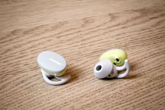 Le test des écouteurs Bose Sport Earbuds - un son incroyable