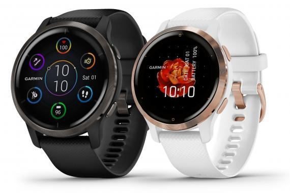 La Montre Garmin Venu 2, une vraie smartwatch connectée