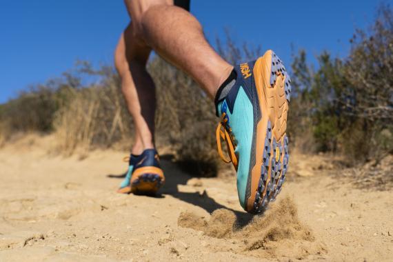 La Hoka Zinal, une nouvelle chaussure de trail pour performer
