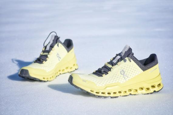 La chaussure de trail On CloudUltra, le test détaillé