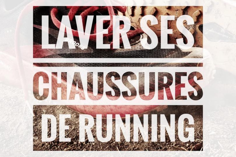 Comment laver ses chaussures de running ?