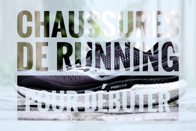 Quelle chaussure de running pour débuter