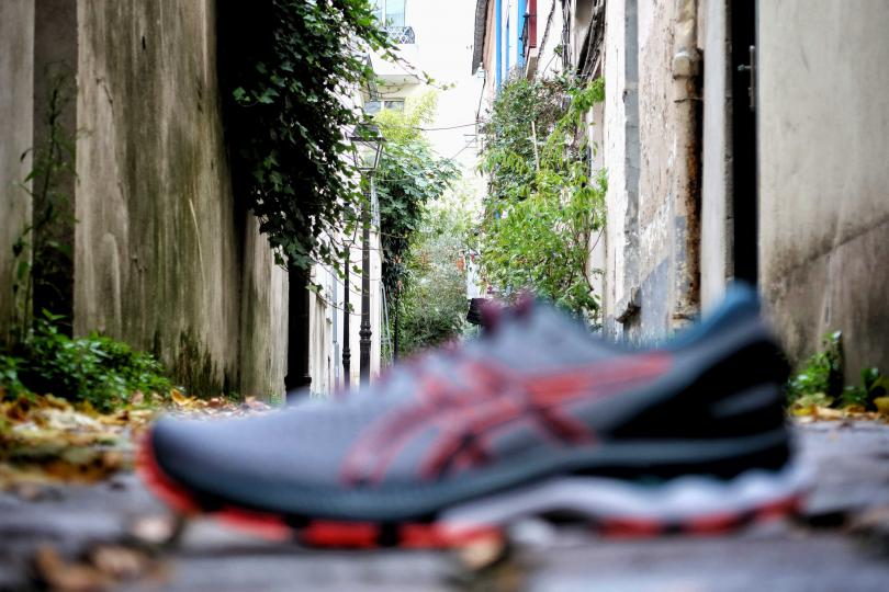 Asics Gel Kayano 27 - Cover perspective A