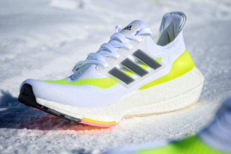 Les Adidas UltraBoost 21