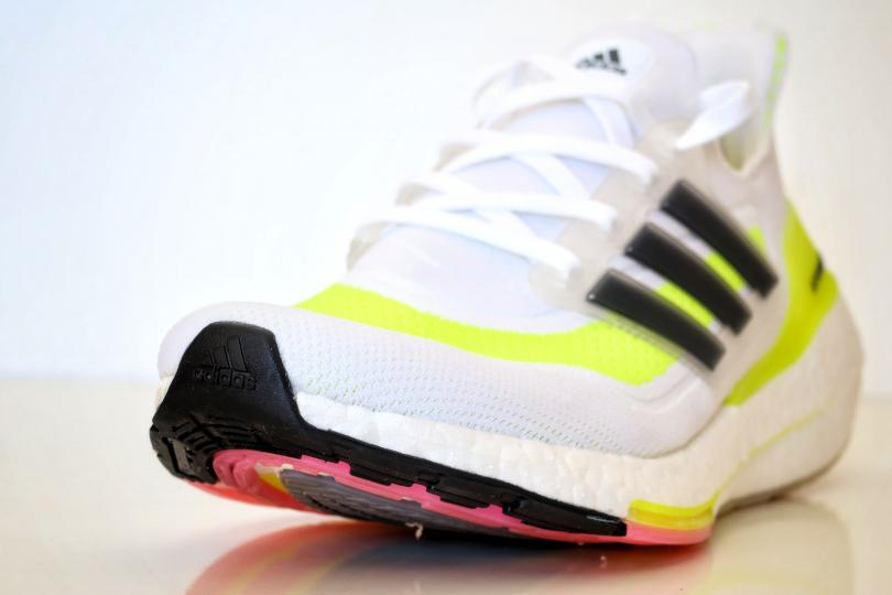 Adidas UltraBoost 21| Zoom sur l'avant