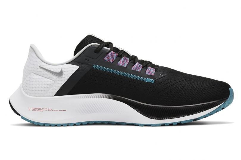 Nike Air Zoom Pegasus 38, le profil intérieur