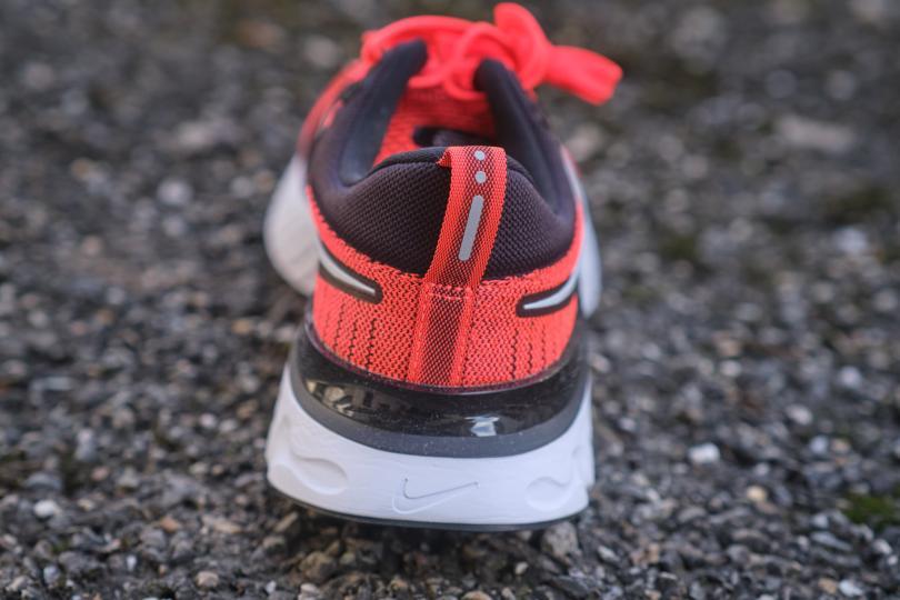 Nike React Infinity Run Flyknit talon