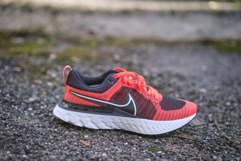 Nike React Infinity Run Flyknit profil extérieur