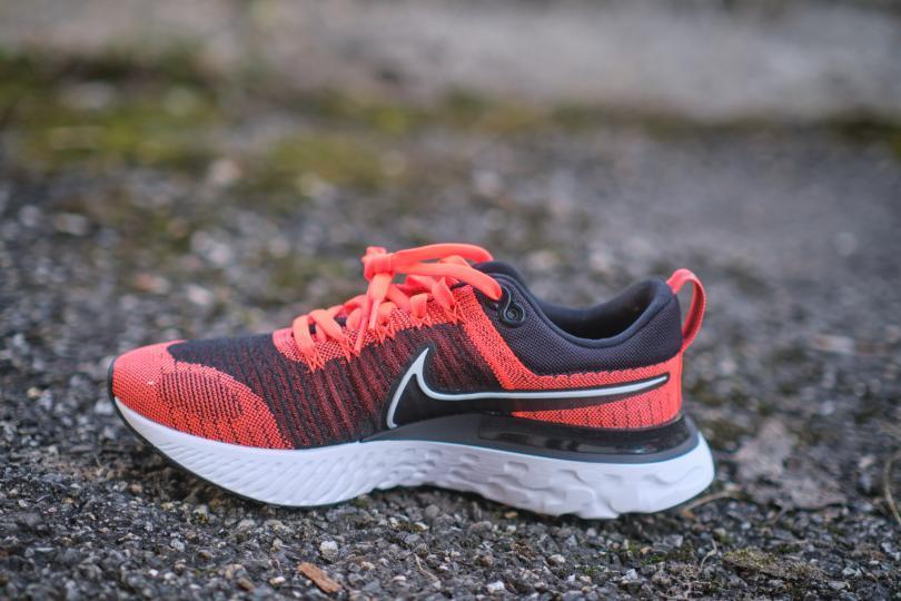 Nike React Infinity Run Flyknit profil intérieur