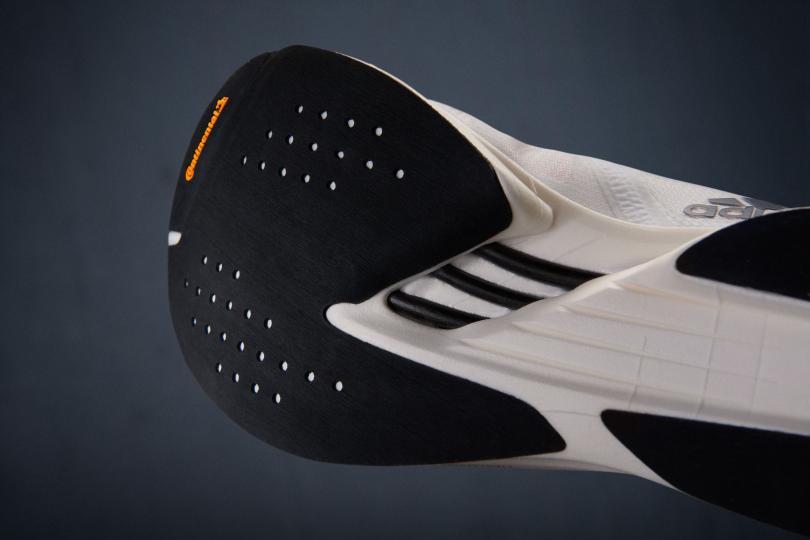 Barres Energy Rods en carbone de la Adidas Adios Pro 2