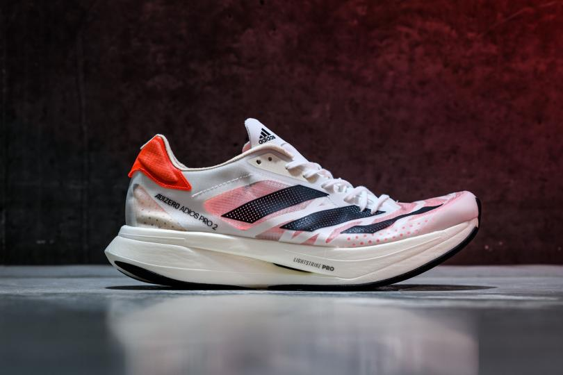 La Adidas Adizero Adios Pro 2