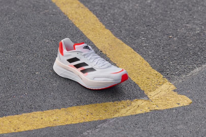 La Adidas Adizero Boston 10
