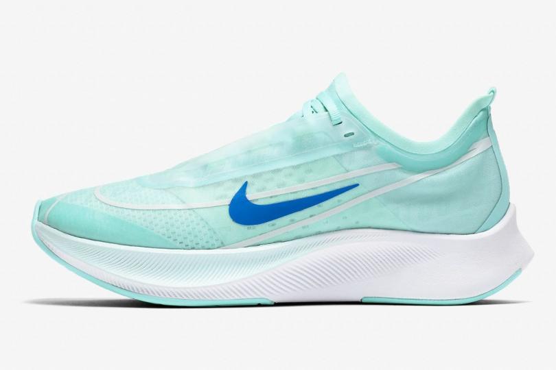 Nike Zoom Fly 3, modèle féminin