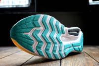 Saucony Ride 13, la semelle de la chaussure