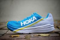 Hoka Rocket X - profil extérieur