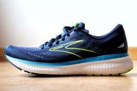 Brooks Glycerin 19 - Vue de profil de la chaussure