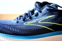 Brooks Glycerin 19 - le mesh de la chaussure