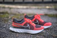 Nike React Infinity Run Flyknit profil