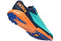 Semelle Hoka Zinal. Une chaussure polyvalente / rapide