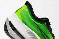 Nike Zoom Fly 3, l'arrière très reconnaissable